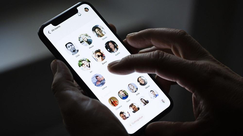 Мобильное приложение Clubhouse