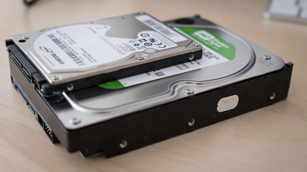 Инициализация жёсткого диска