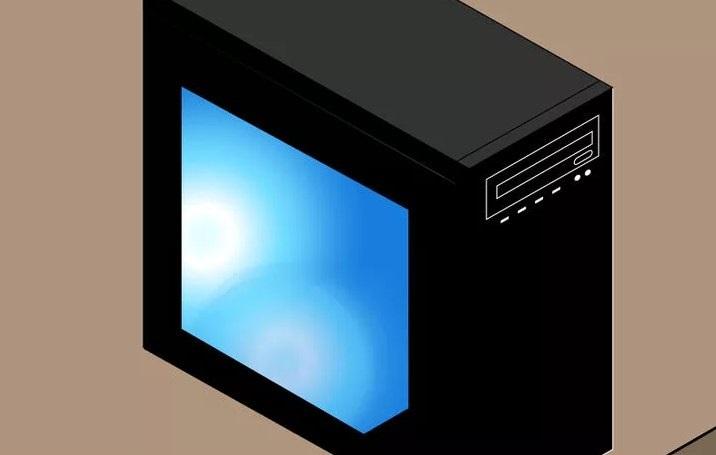 Подсветка через блок питания