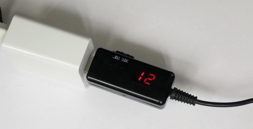 Преобразователь напряжения с 5 на 12 вольт