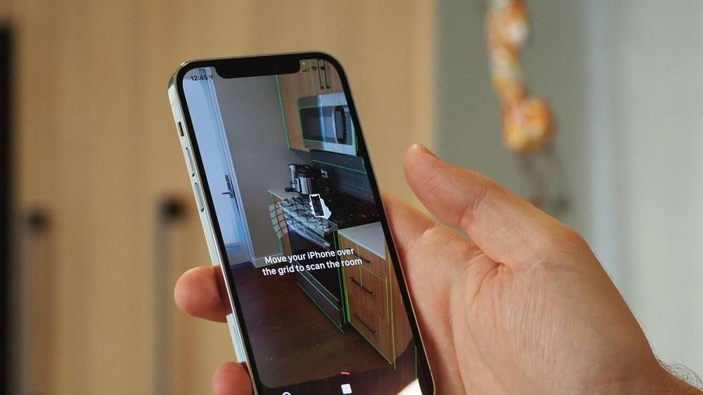 LIDAR в iPhone