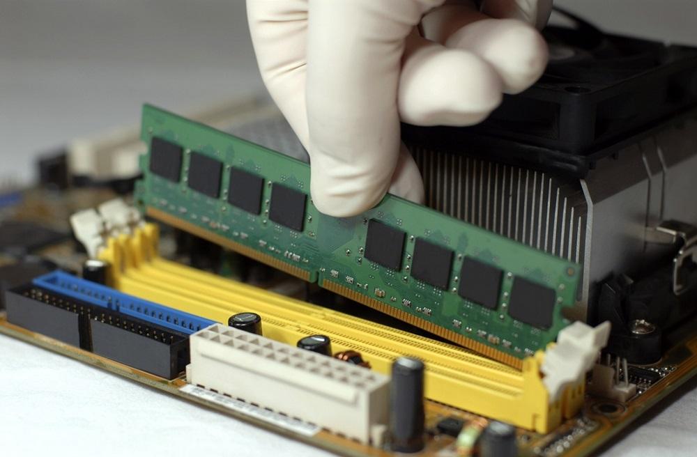 Оперативная память в компьютере