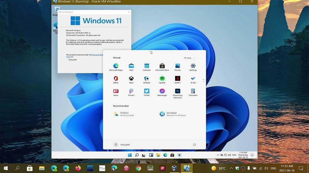 Windows 11 на ПК