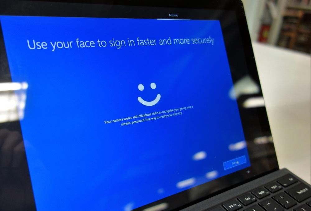 WindowsHelloв Windows 10