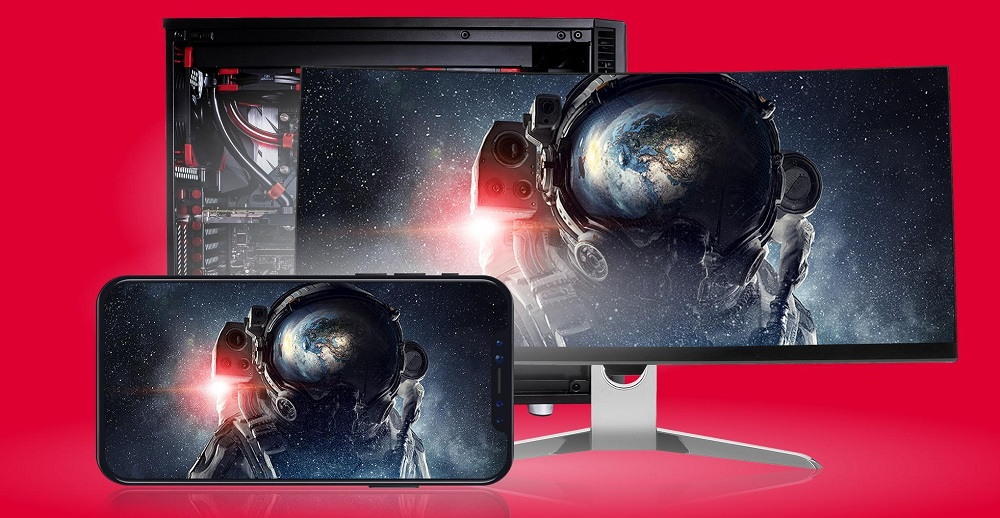 Компьютер, телевизор и смартфон