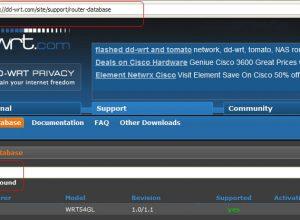 Настройка прошивки DD-WRT на роутере: руководство для юзера