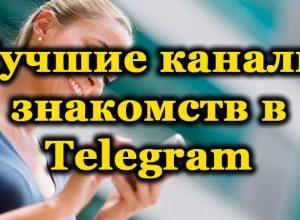Переписка в Telegram