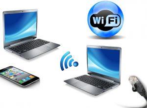 Способы соединения двух лэптопов