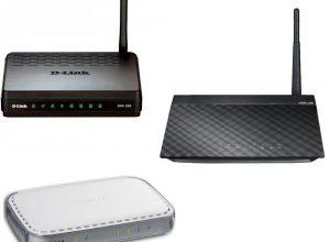 Типы Wi-Fi маршрутизаторов