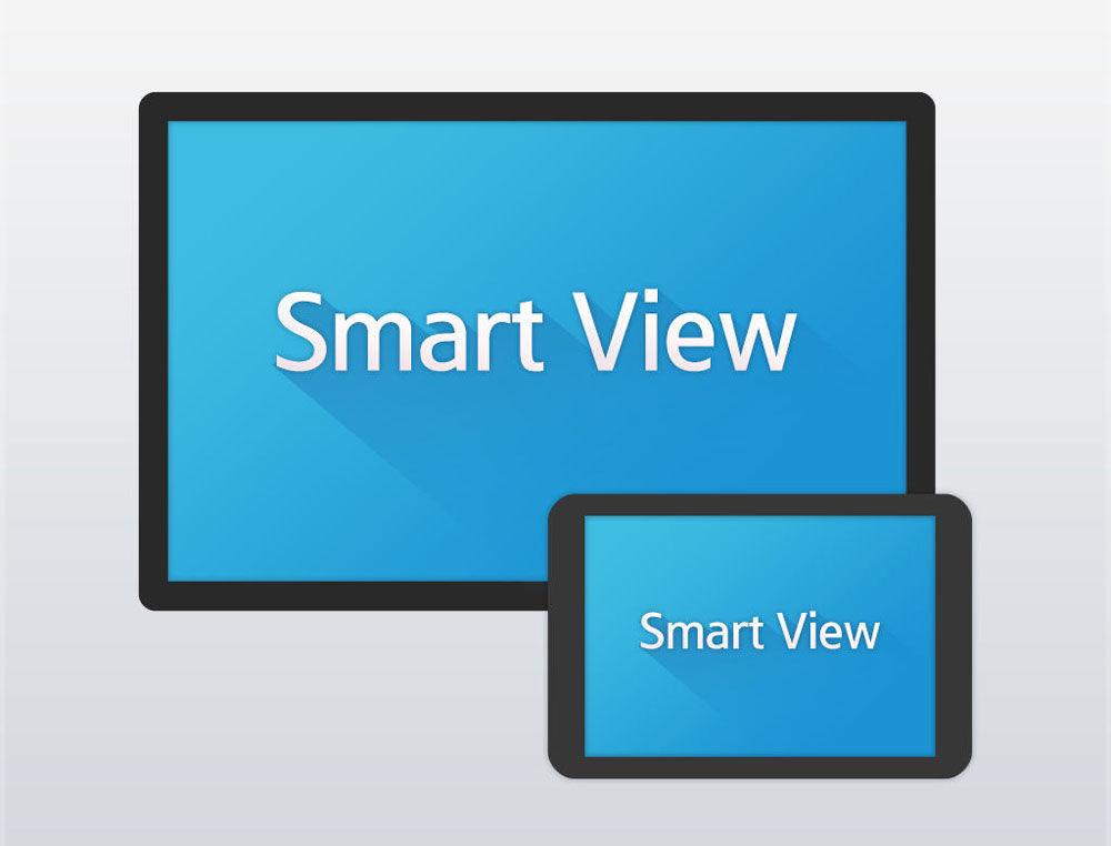 Самсунг Smart View