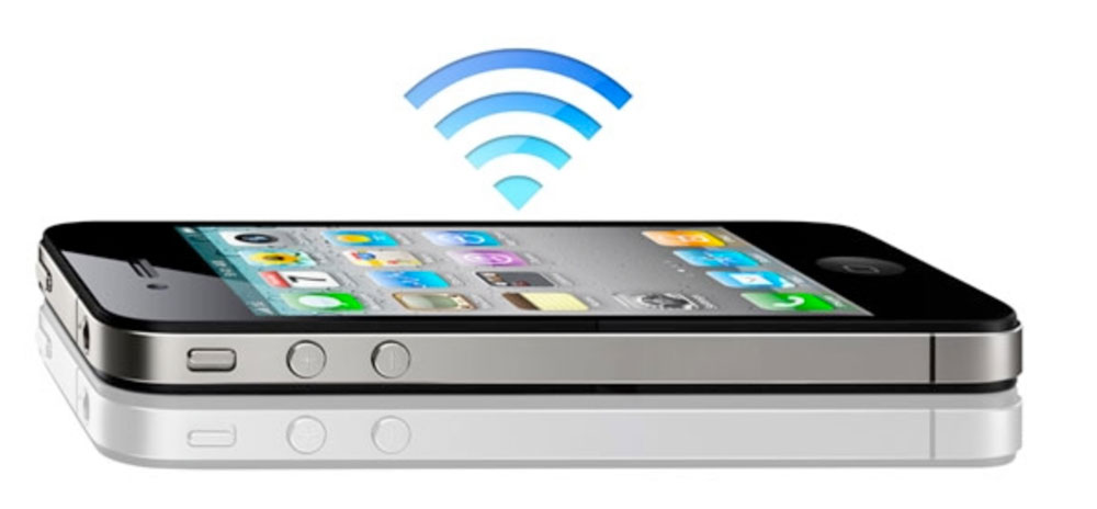 Раздача Wi-Fi c IPhone
