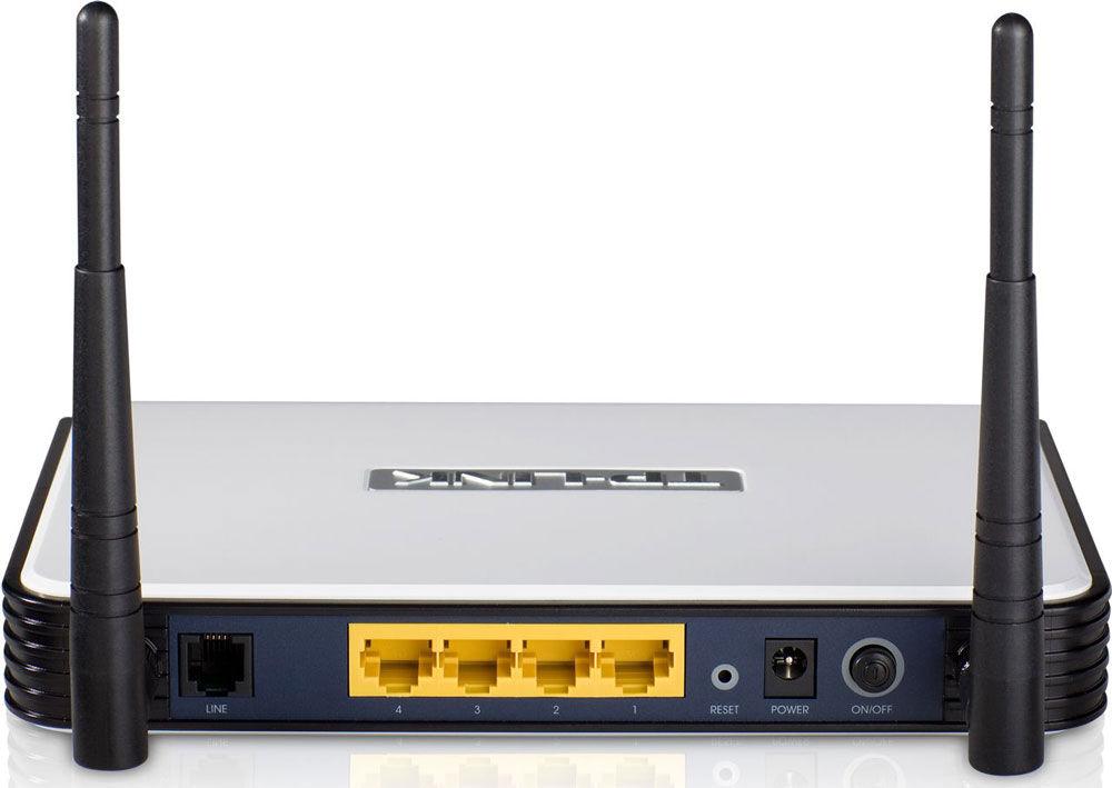Обзор ADSL-роутера