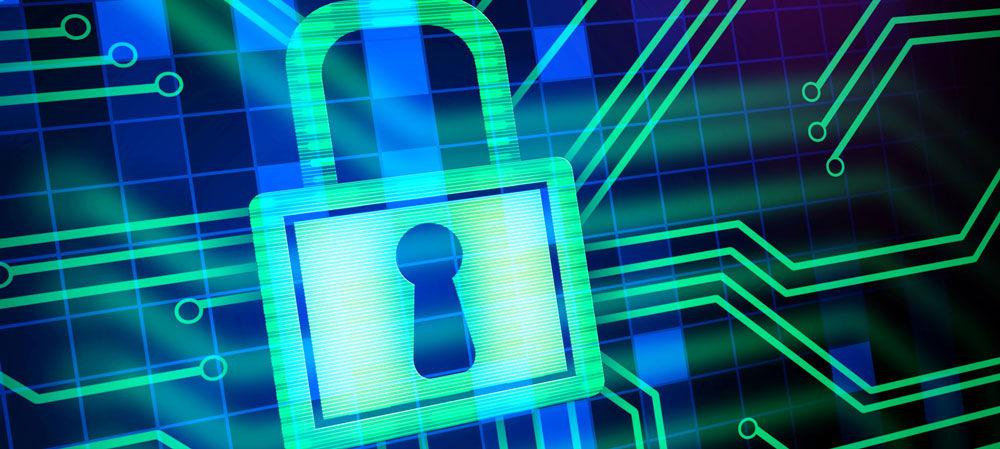 Шифрование безопасности сети