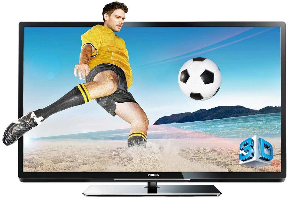 3D изображение на ТВ