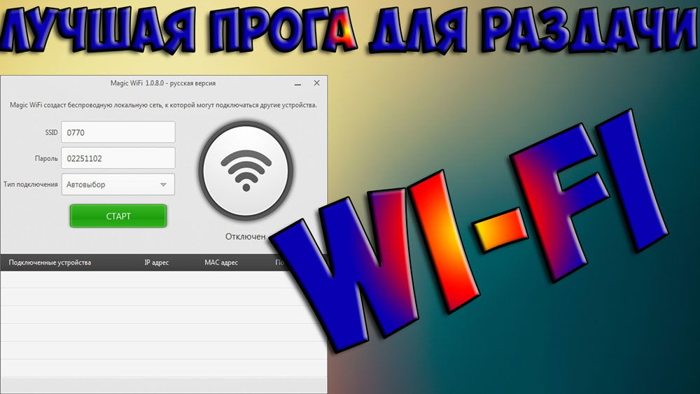 Обзор приложения Magic Wi-Fi