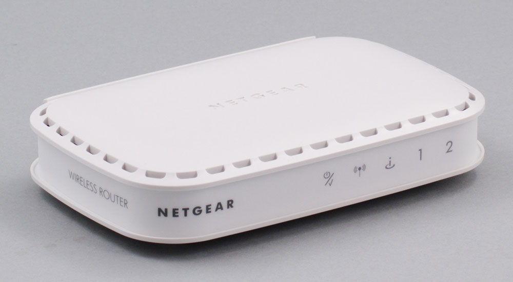 Беспроводной роутер Netgear WNR612