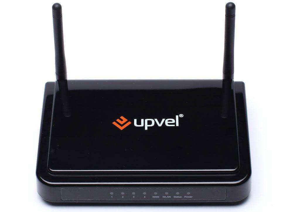 Обзор маршрутизатора UPVEL UR 325BN