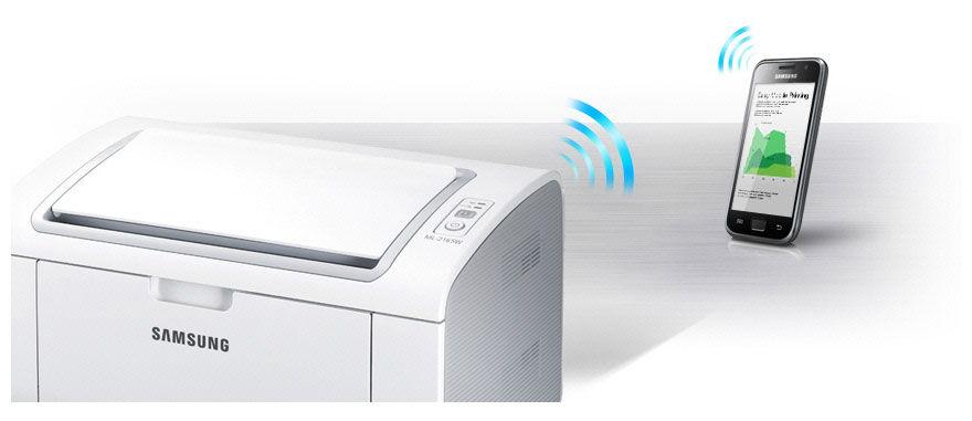 Соединение через Wi-Fi Direct Print