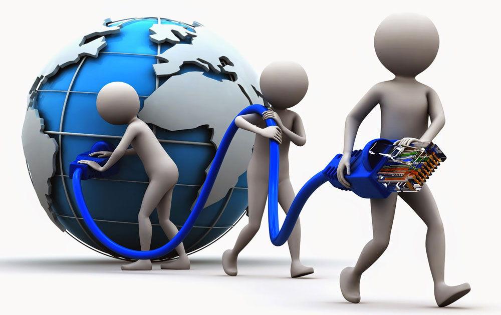 Установка ISP-подключения