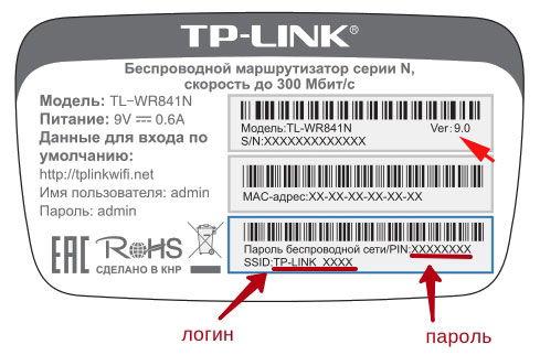 Информация о версии устройства