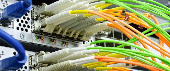 Обрыв кабеля у провайдера