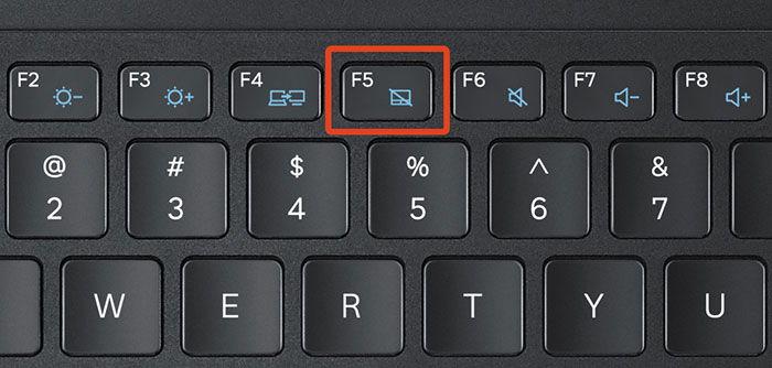 Использование комбинации на клавиатуре