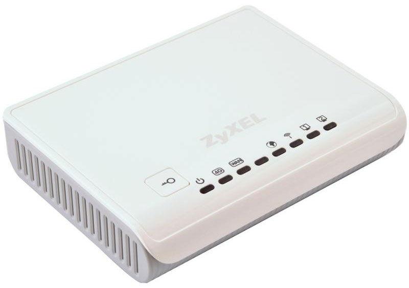 Современный маршрутизатор Zyxel Keenetic 4G