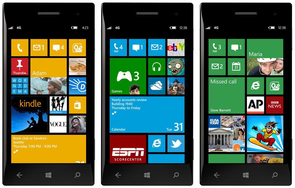 Прошивка Windows Phone