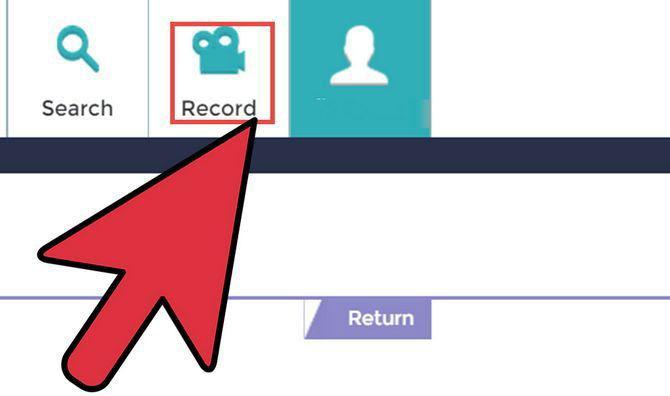 Кнопка записи на сервисе niaveo.com