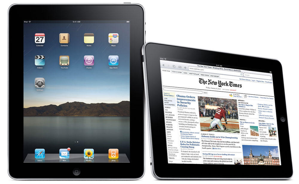 Руководство по работе с iPad