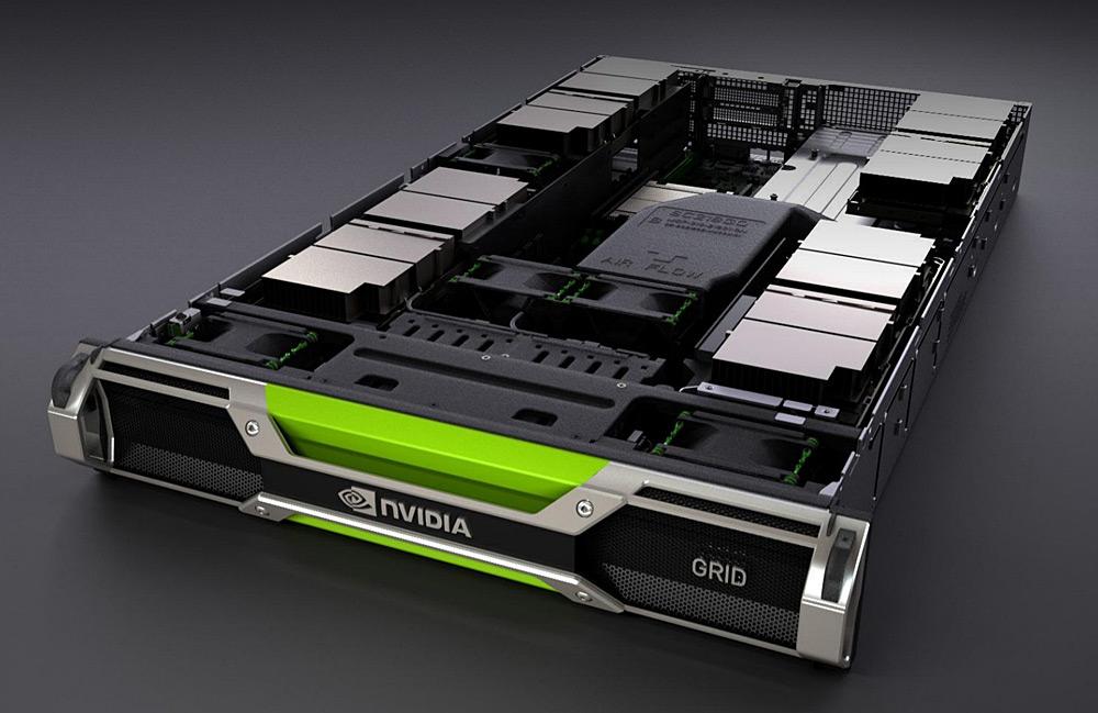 Виртуализация NVIDIA GRID