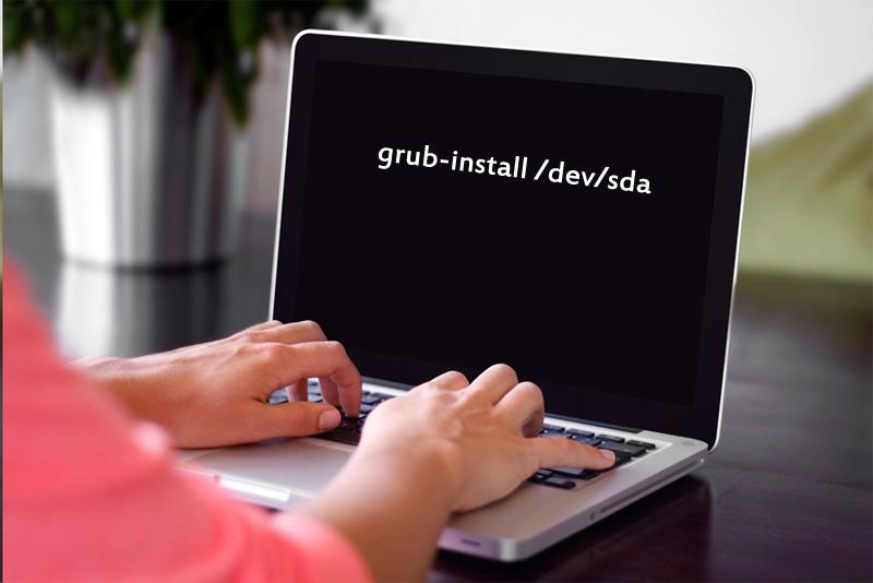Ноутбук с ОС Linux