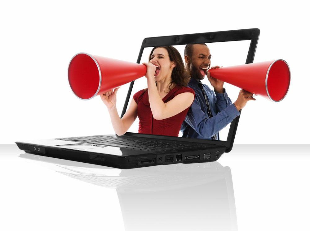 Самые популярные виды интернет-рекламы
