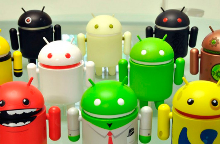 Android версии