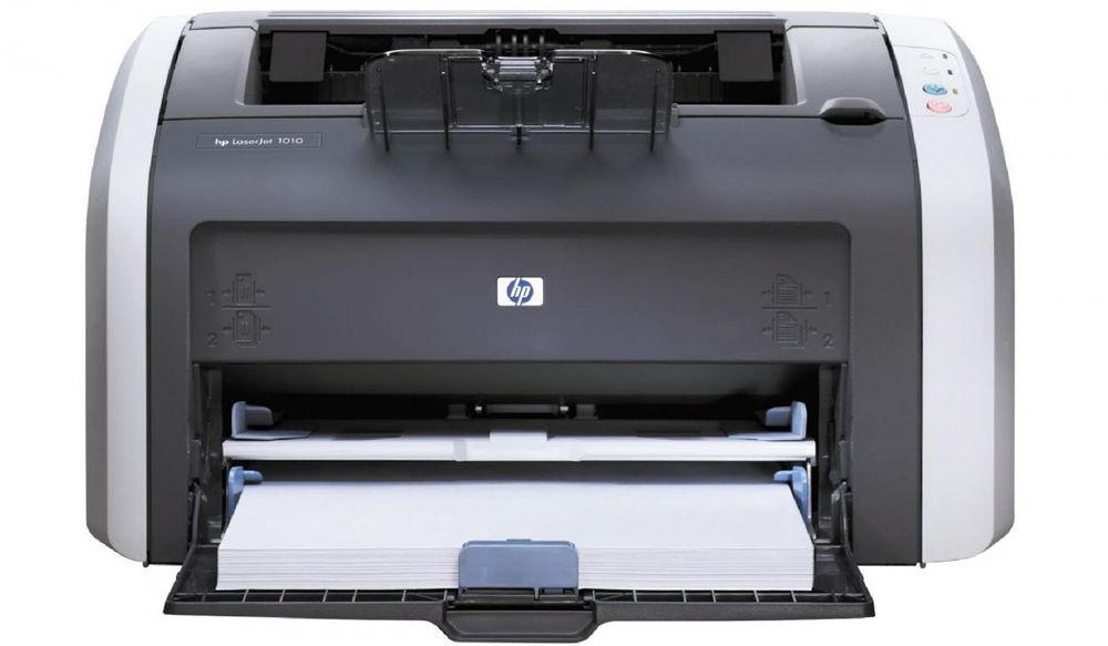 Как установить принтер hp laserjet 1010 windows 10