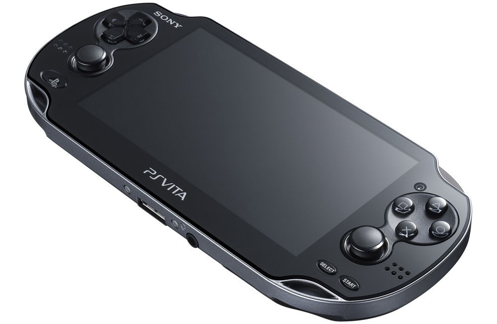 Sony PS Vita чёрная