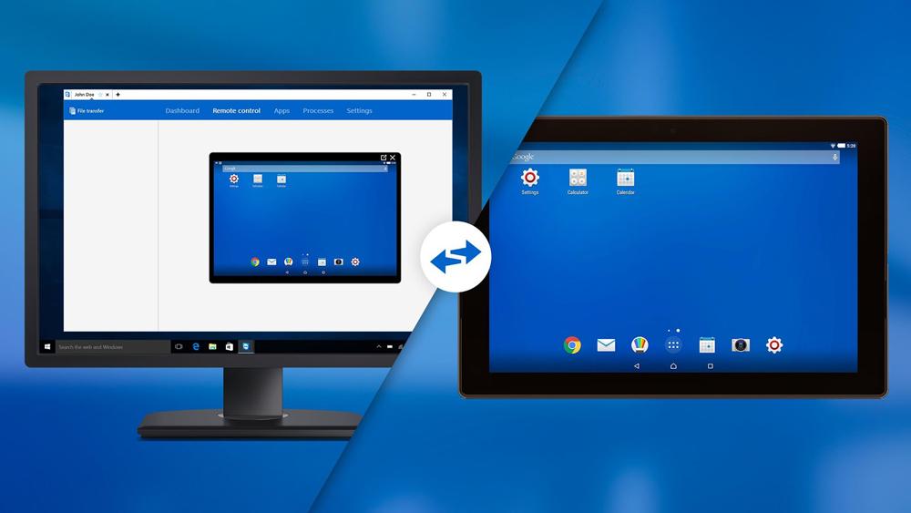 TeamViewer для ПК и мобильных устройств