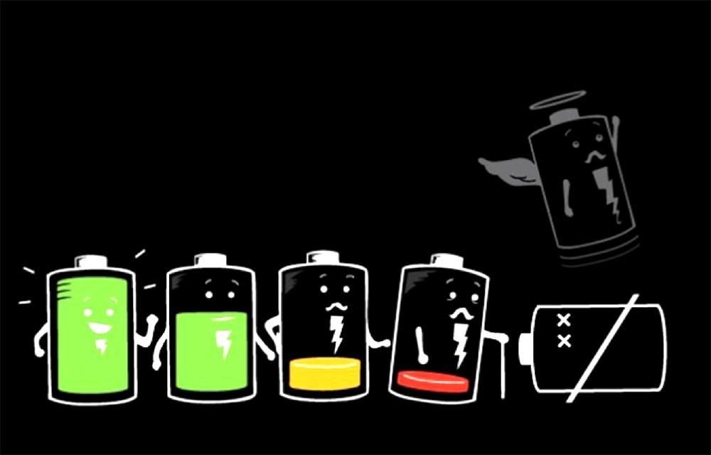 Быстро разряжается Android