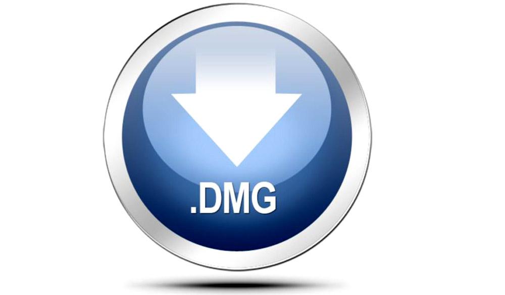 Расширение .DMG