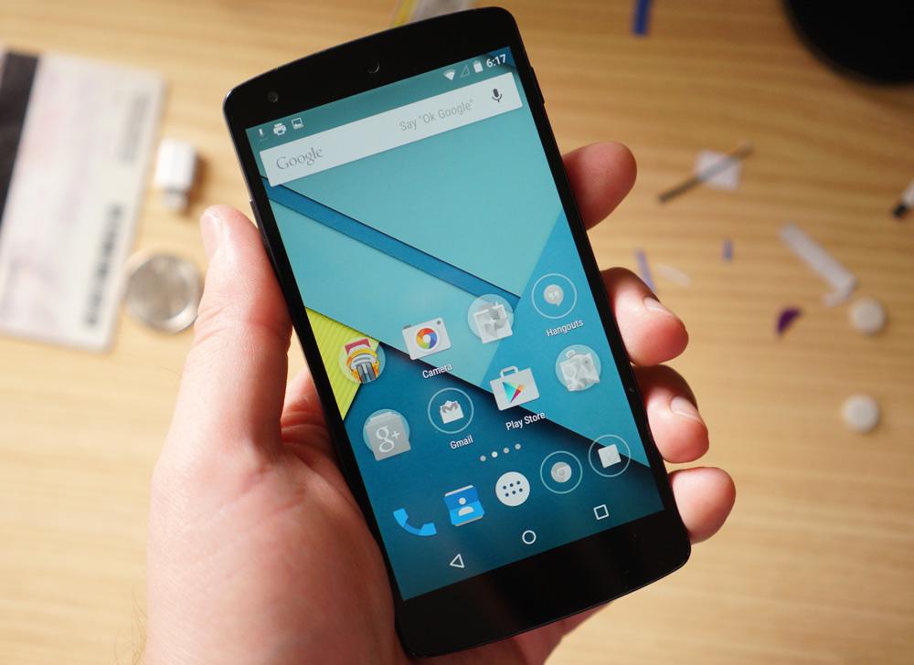 Что необходимо для перепрошивки Nexus 5