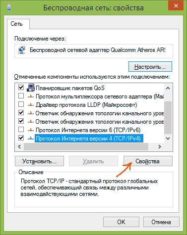 Протокол интернет версии 4