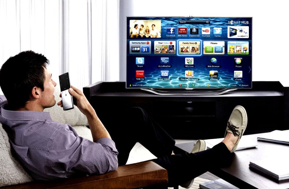 Настройка современного телевизора