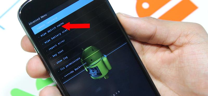 Android режим recovery