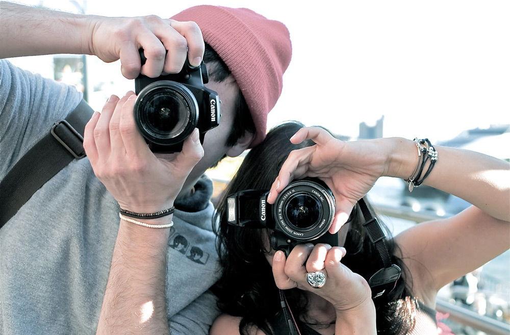 Камера обычного фотоаппарата