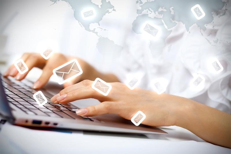 Ноутбук электронная почта