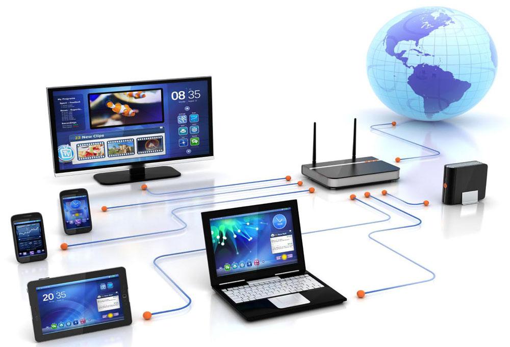Создание локальной сети с помощью роутера