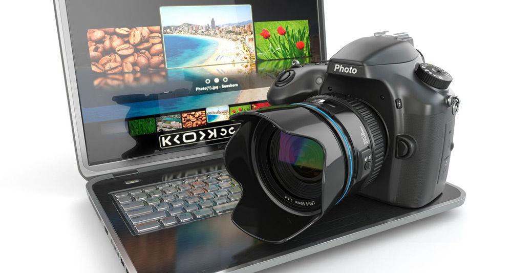 Включенная качественная камера