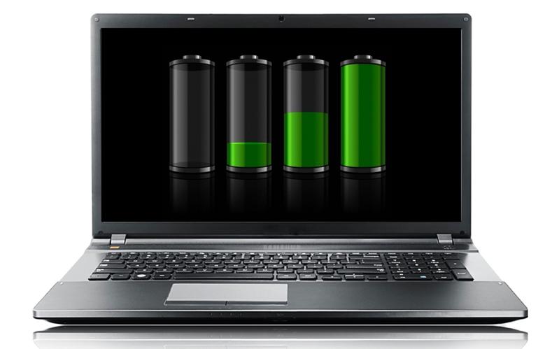 Увеличение срока службы батареи ноутбука