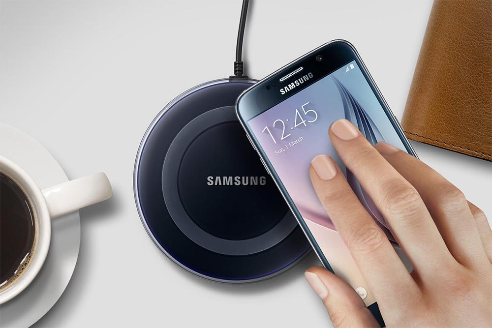 Беспроводная зарядка Samsung