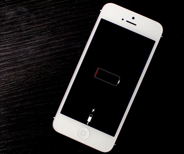 Быстро разряжается iPhone